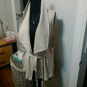 Juicy Couture Suede Vest